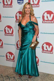 Penny Lancaster 2017 TV Choice Awards 1