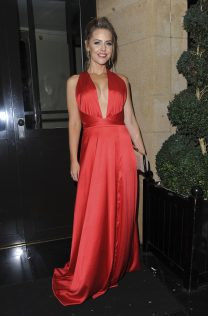 Stephanie Waring 2017 TV Choice Awards 62