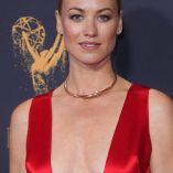 Yvonne Strahovski 69th Primetime Emmy Awards 1