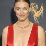 Yvonne Strahovski 69th Primetime Emmy Awards 14