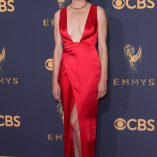 Yvonne Strahovski 69th Primetime Emmy Awards 2