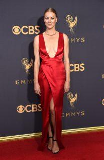 Yvonne Strahovski 69th Primetime Emmy Awards 24