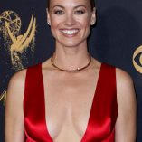 Yvonne Strahovski 69th Primetime Emmy Awards 6