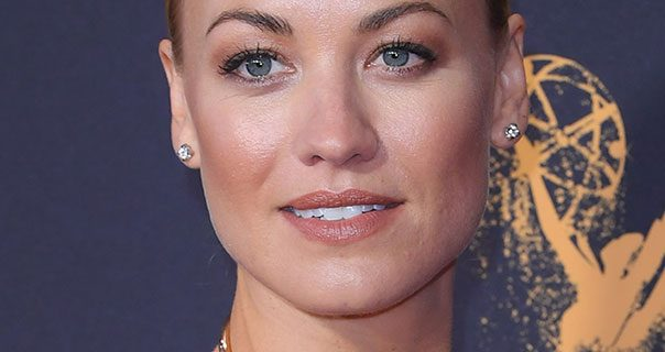 Yvonne Strahovski 69th Primetime Emmy Awards