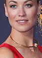 Yvonne Strahovski Satin