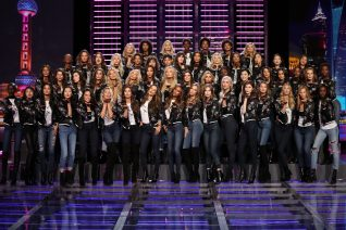All Model Appearance 2017 Victoria's Secret Fashion Show 134