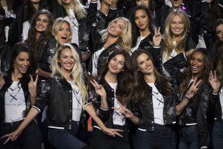 All Model Appearance 2017 Victoria's Secret Fashion Show 53