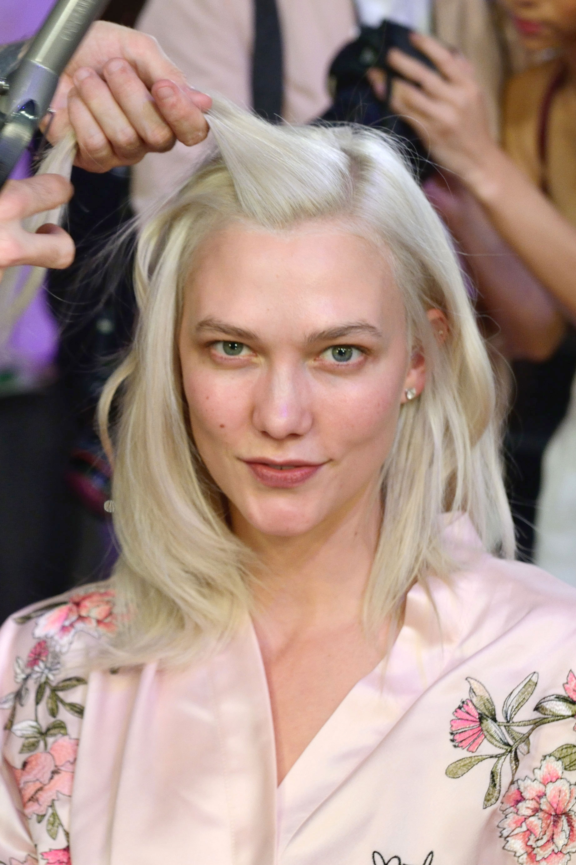 Karlie Kloss 2017 Victoria S Secret Fashion Show 2 Satiny