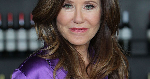 Mary McDonnell Extra Interview Photoshoot
