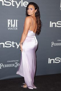 Demi Lovato 3rd InStyle Awards 23