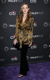 Elizabeth Gillies 11th PaleyFest Fall TV Previews 2