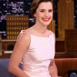 Emma Watson Jimmy Fallon Show 27th April 2017 1