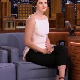 Emma Watson Jimmy Fallon Show 27th April 2017 2