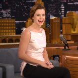 Emma Watson Jimmy Fallon Show 27th April 2017 8