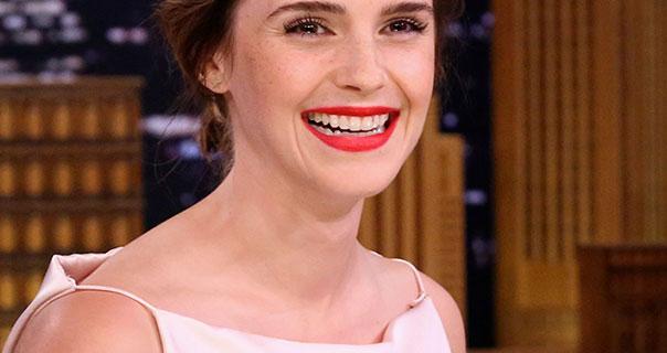 Emma Watson Jimmy Fallon Show 27th April 2017