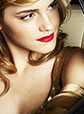 Emma Watson Satin