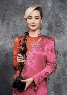 Saoirse Ronan 29th Palm Springs International Film Festival Awards Gala Portrait Studio 3