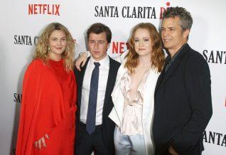 Liv Hewson Santa Clarita Diet Season 2 Premiere 11