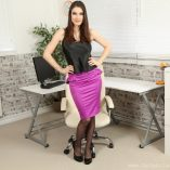 Only Silk And Satin Shoot Samples March 2018 8