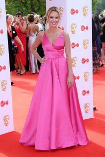 Amanda Holden 2018 BAFTA Television Awards 1