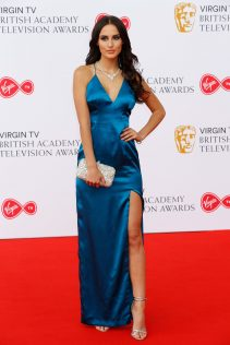 Lucy Watson 2018 BAFTA Television Awards 4