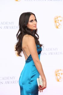 Lucy Watson 2018 BAFTA Television Awards 62