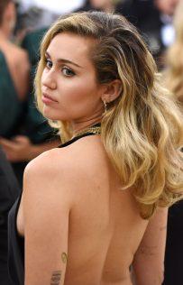 Miley Cyrus 2018 MET Gala 11
