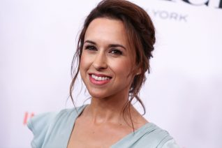 Lacey Chabert 14th Step Up Inspiration Awards 13