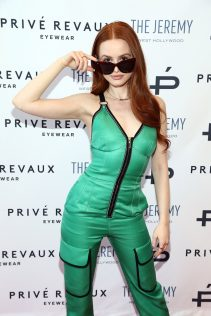Madelaine Petsch Prive Revaux Sunglass Launch 1