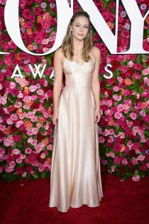 Melissa Benoist 2018 Tony Awards 11