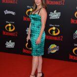 Sophia Bush Incredibles 2 Premiere 19