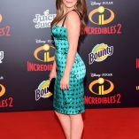 Sophia Bush Incredibles 2 Premiere 305
