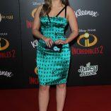 Sophia Bush Incredibles 2 Premiere 64