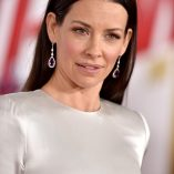 Evangeline Lilly Ant-Man And The Wasp Premiere 1