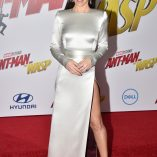Evangeline Lilly Ant-Man And The Wasp Premiere 33