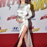 Evangeline Lilly Ant-Man And The Wasp Premiere 34