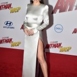Evangeline Lilly Ant-Man And The Wasp Premiere 35