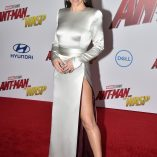 Evangeline Lilly Ant-Man And The Wasp Premiere 36