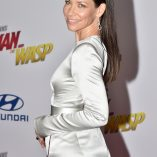 Evangeline Lilly Ant-Man And The Wasp Premiere 37
