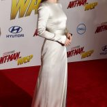 Evangeline Lilly Ant-Man And The Wasp Premiere 40
