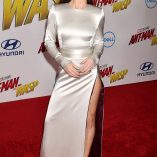 Evangeline Lilly Ant-Man And The Wasp Premiere 43
