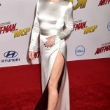 Evangeline Lilly Ant-Man And The Wasp Premiere 46