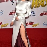Evangeline Lilly Ant-Man And The Wasp Premiere 47
