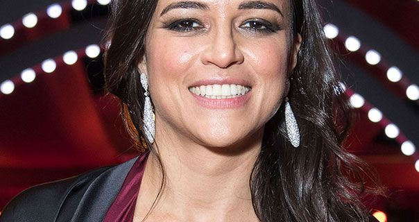 Michelle Rodriguez 2018 De Grisogono Party