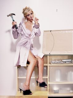 Sarah Michelle Gellar 2004 Esquire Photoshoot 2