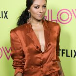 Kat Graham Glow 10 Emmy Celebration 1