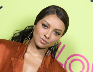Kat Graham Glow 10 Emmy Celebration 4