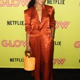 Kat Graham Glow 10 Emmy Celebration 5