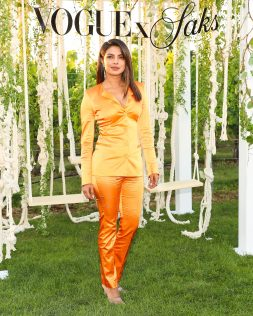 Priyanka Chopra Saks Fifth Avenue Vogue Summer Celebration 3
