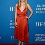 Dakota Fanning 2018 HFPA Grants Banquet 1